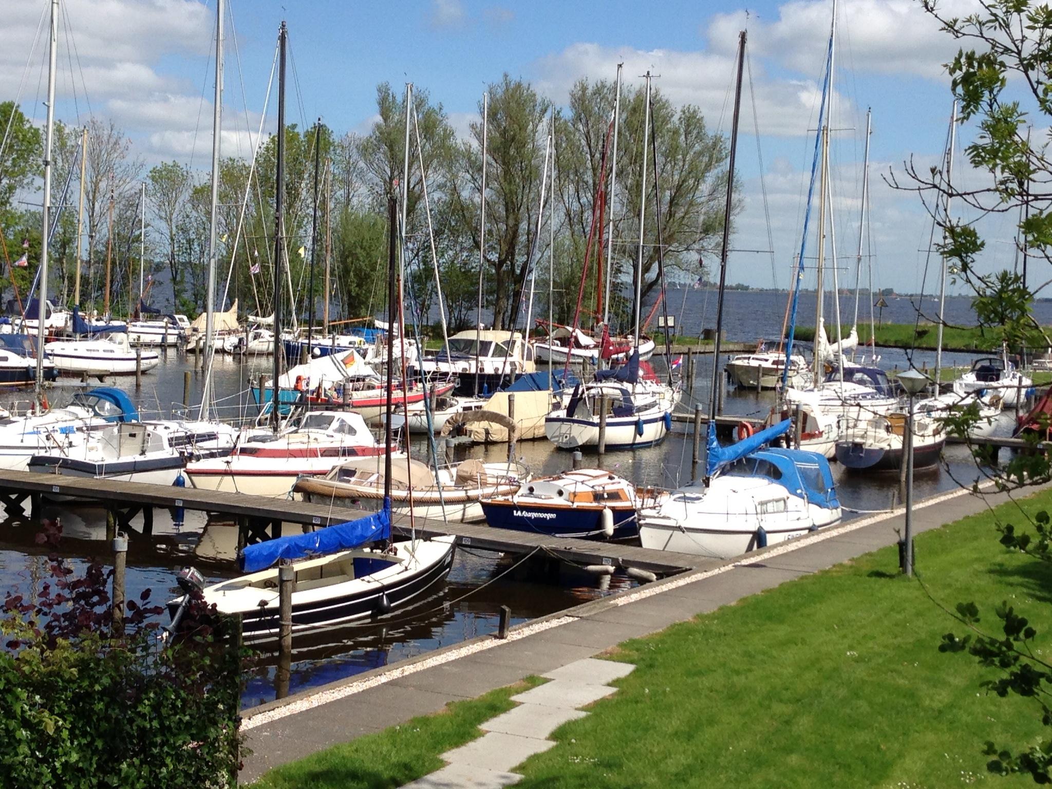 Jachthaven Elahuizen, Friesland